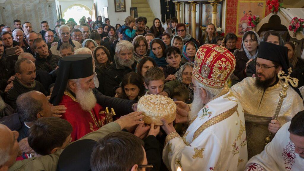 Ђурђевдан – слава манастира Боговађа