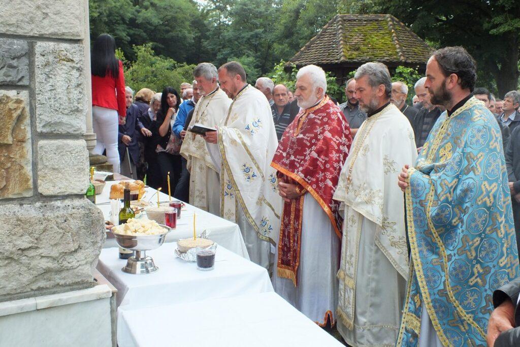 Слава Православне хришћанске заједнице у Буковици