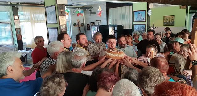 Прослава Светог Пантелејмона у Геронтолошком центру