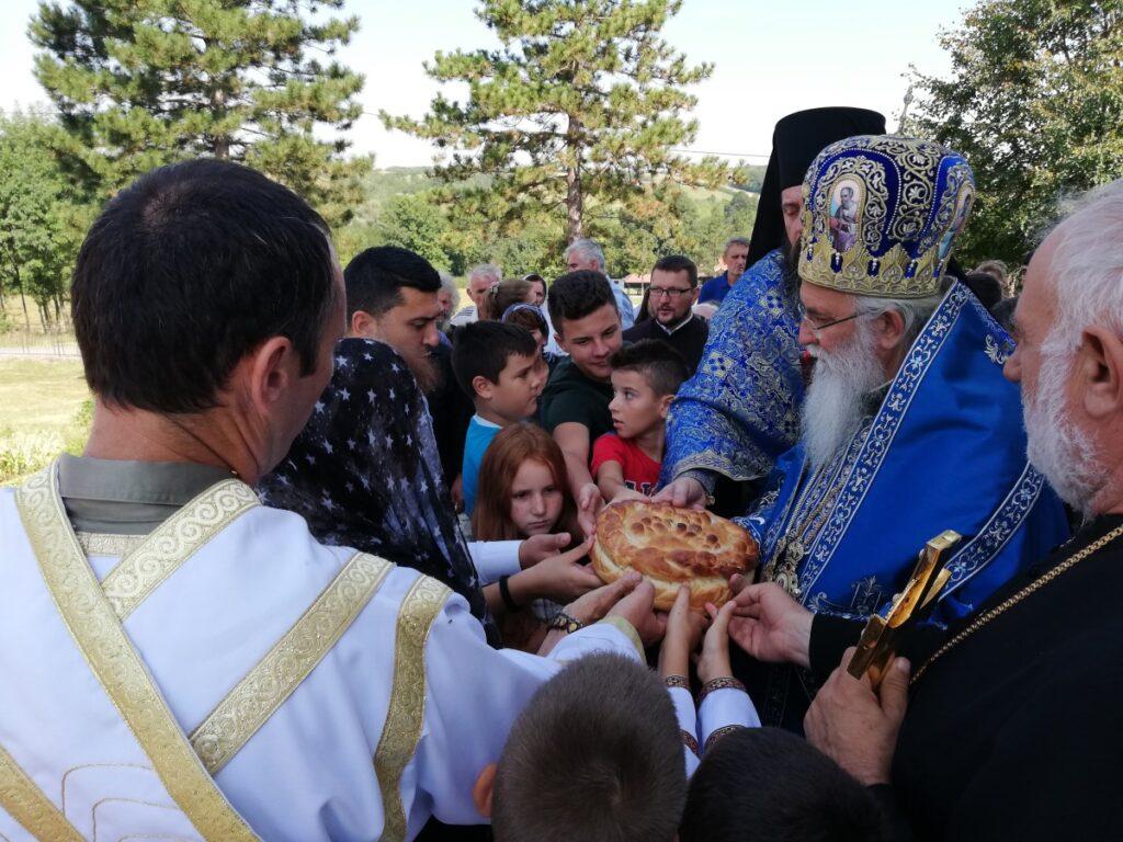 Великогоспојинска свечаност у Вукони