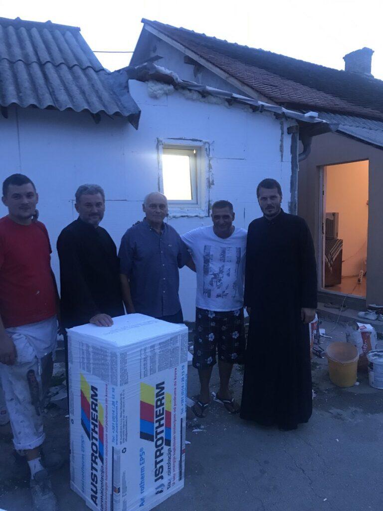 ПНХЗ обновила кућу породици Слободана Јовановића