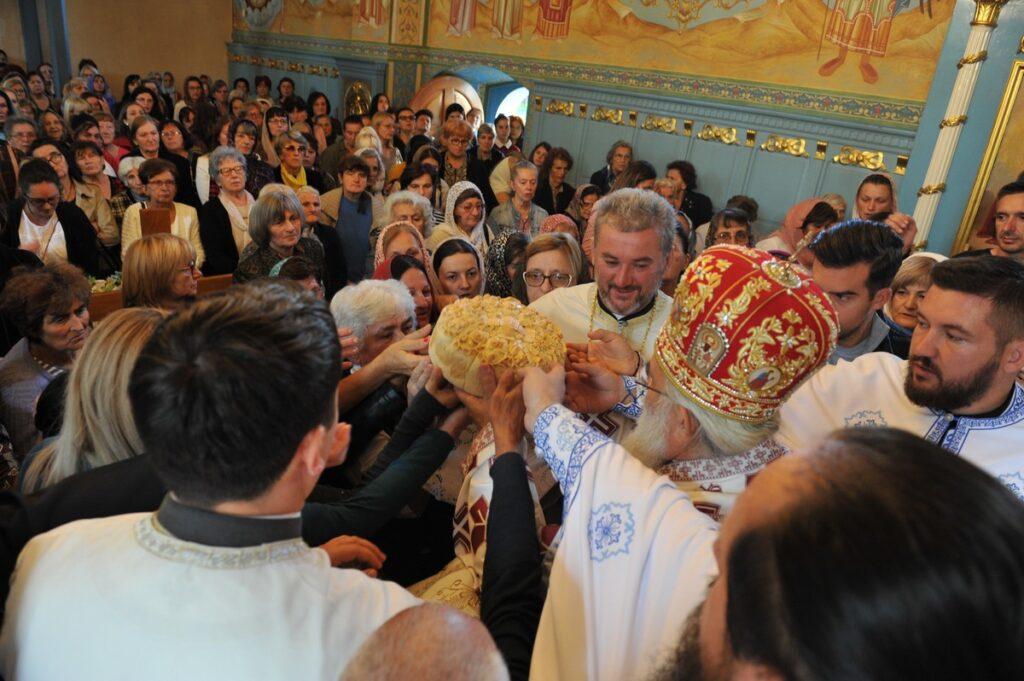 Православна народна хришћанска заједница при Покровском храму прославила славу