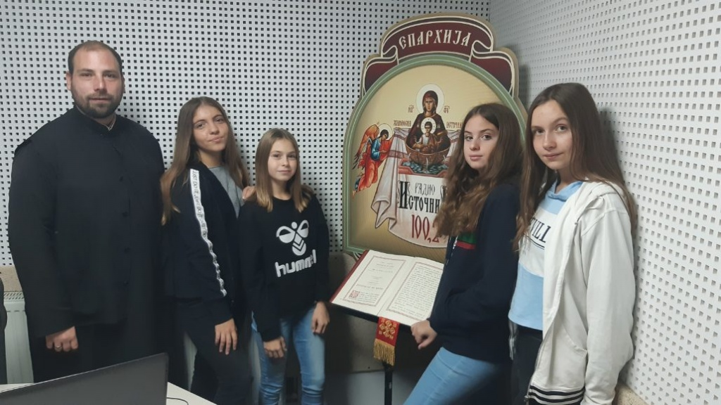 Вероучитељ Јова и ученице о Светом Арсенију Сремцу