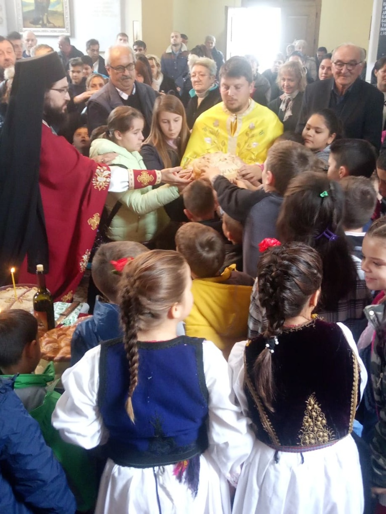 Прослава Митровдана у Љубинићу