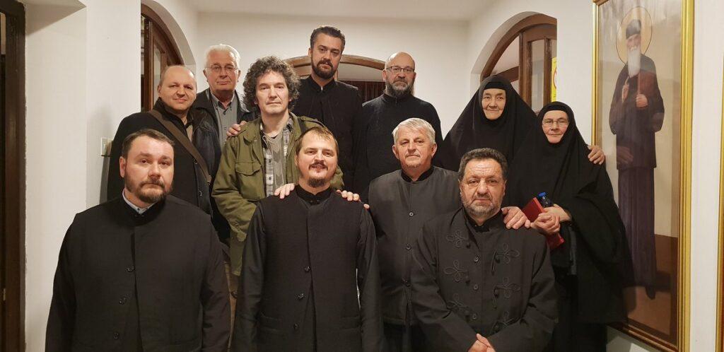 Предавање Драгослава Бокана на тему: Неразрушиво јединство у Христу Српског и Руског народа