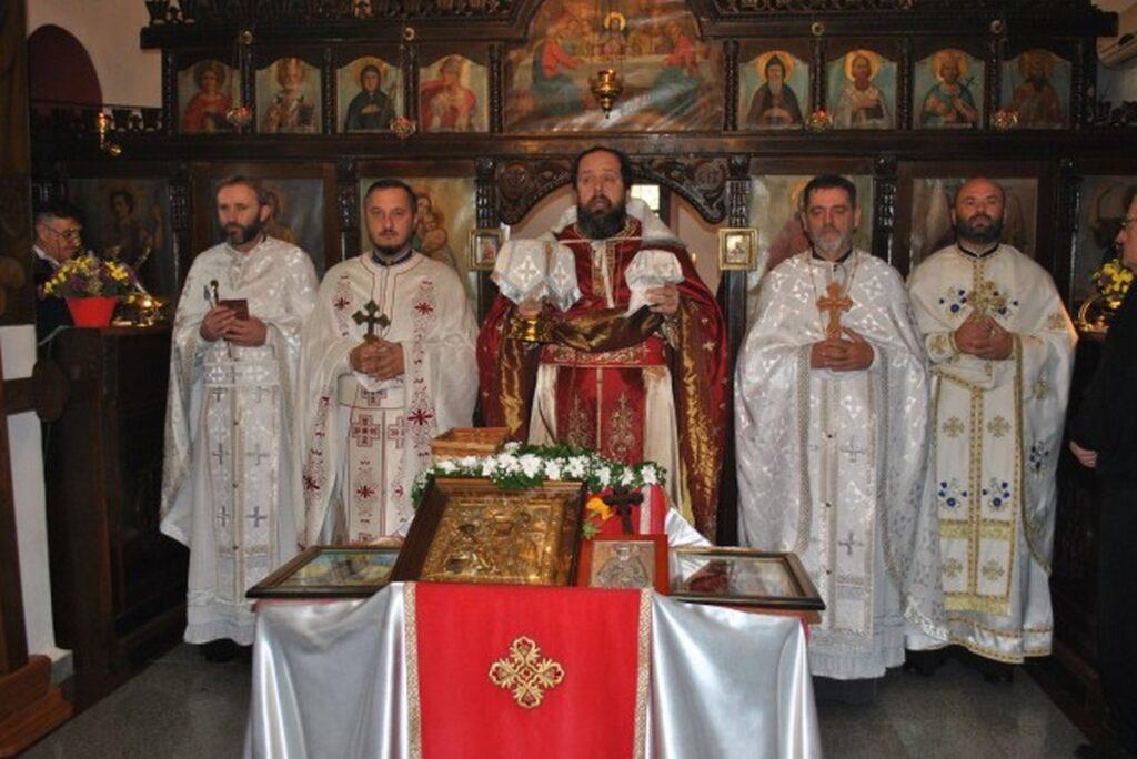 Слава  храма  у Лајковцу – Свети великомученик Димитрије