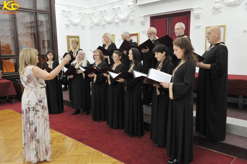 У гимназији одржан традиционални ваведењски концерт црквених хорова