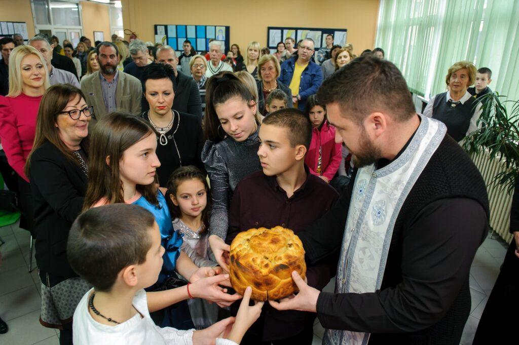 """Савинданско славље у ОШ """"Сестре Илић"""""""