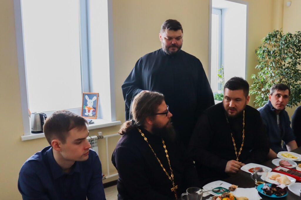 Молитва за црногорске светиње у братској Русији
