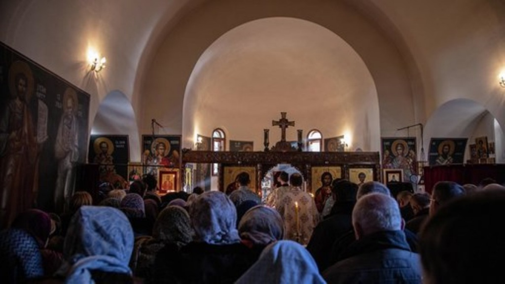 Прослављена слава зимске капеле у Ћелијама