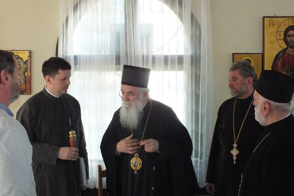 """Одржана редовна годишња скупштина ПНХЗ """"Воздвиженије Часног Крста"""""""