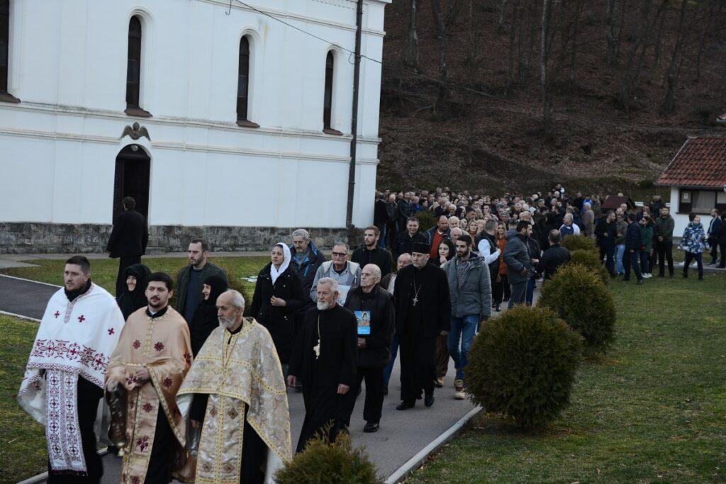 Подршка Осечине српском православном народу у Црној Гори