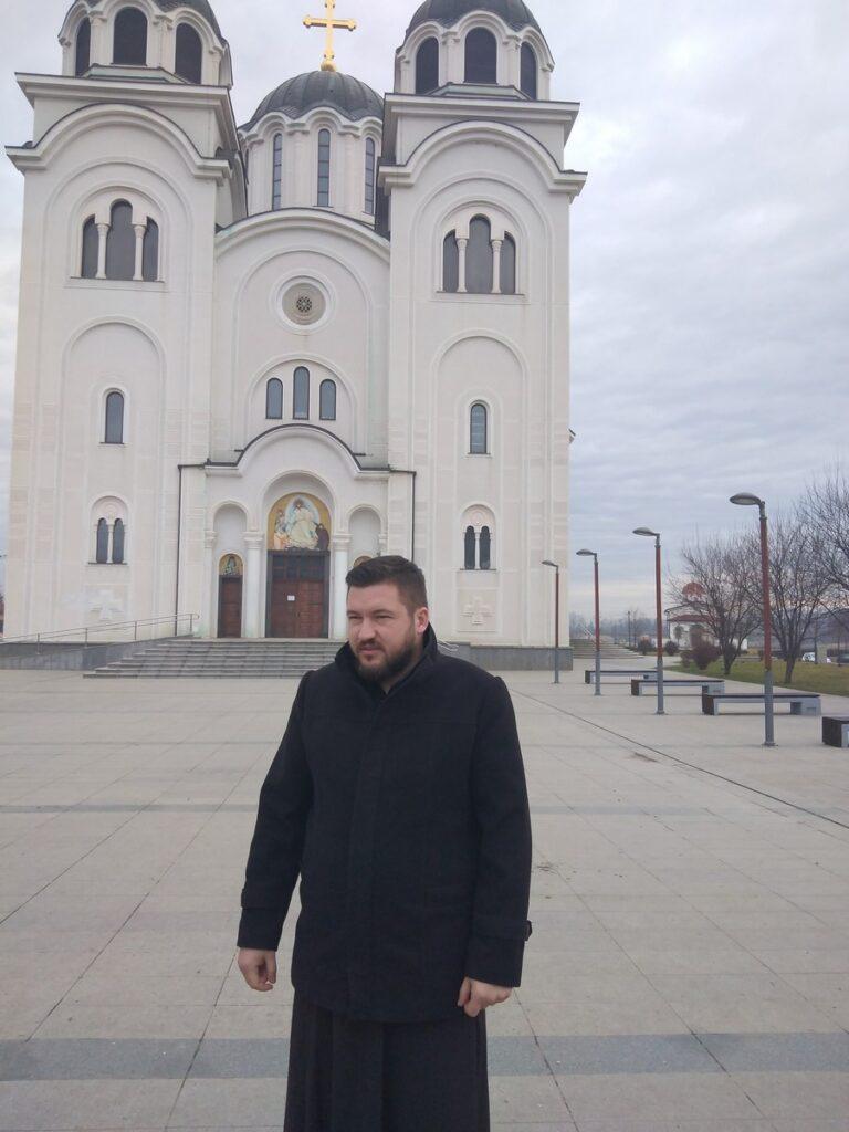 Протонамесник Филип Јаковљевић најавио молебан и литију у Ваљеву