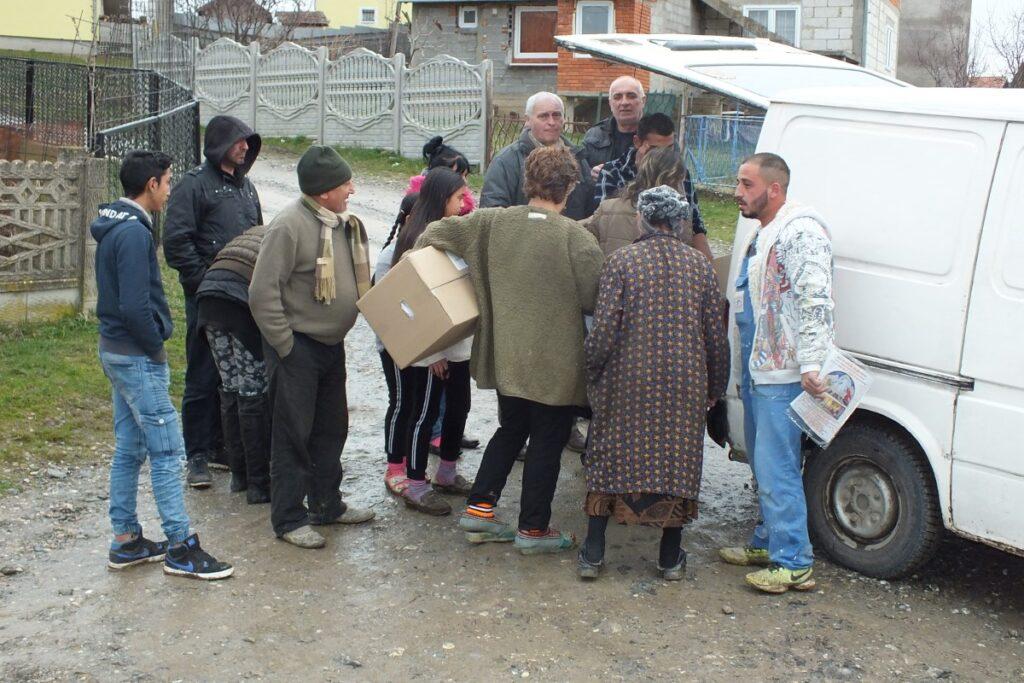 """ПНХЗ """"Воздвиженије Часног Крста"""" обезбедила помоћ за мештане Балачке"""