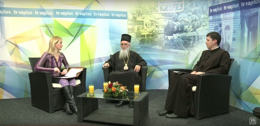 Његово Преосвештенство Епископ ваљевски Г. Милутин