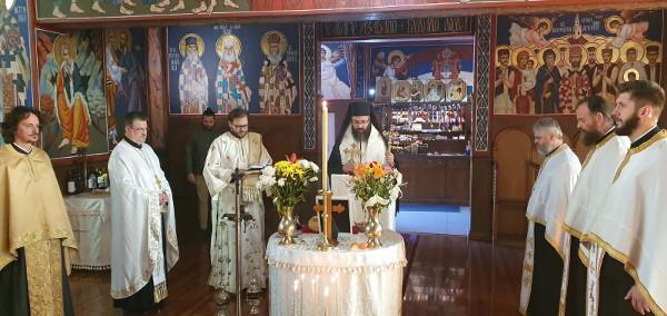 Преносимо: Парастос Епископу Милутину у Аустралији