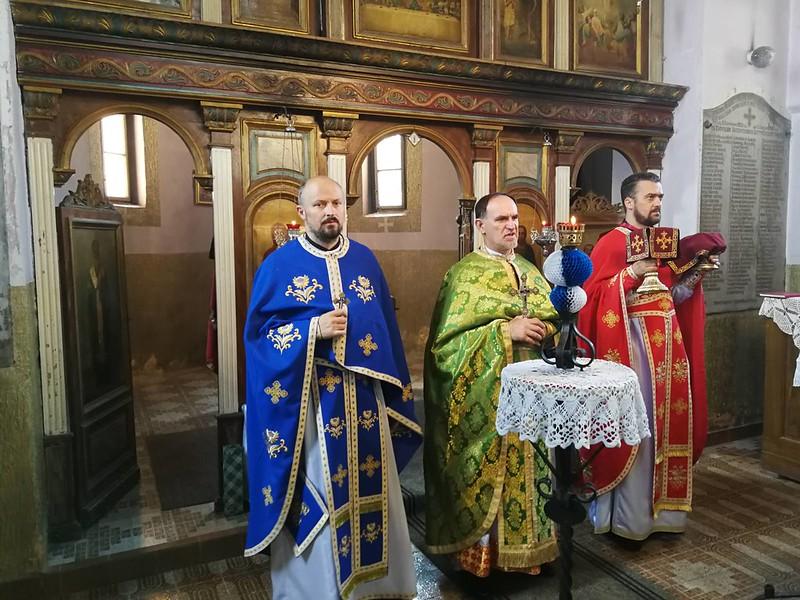 Преносимо: Прослава Вазнесења Христовог у Дрену