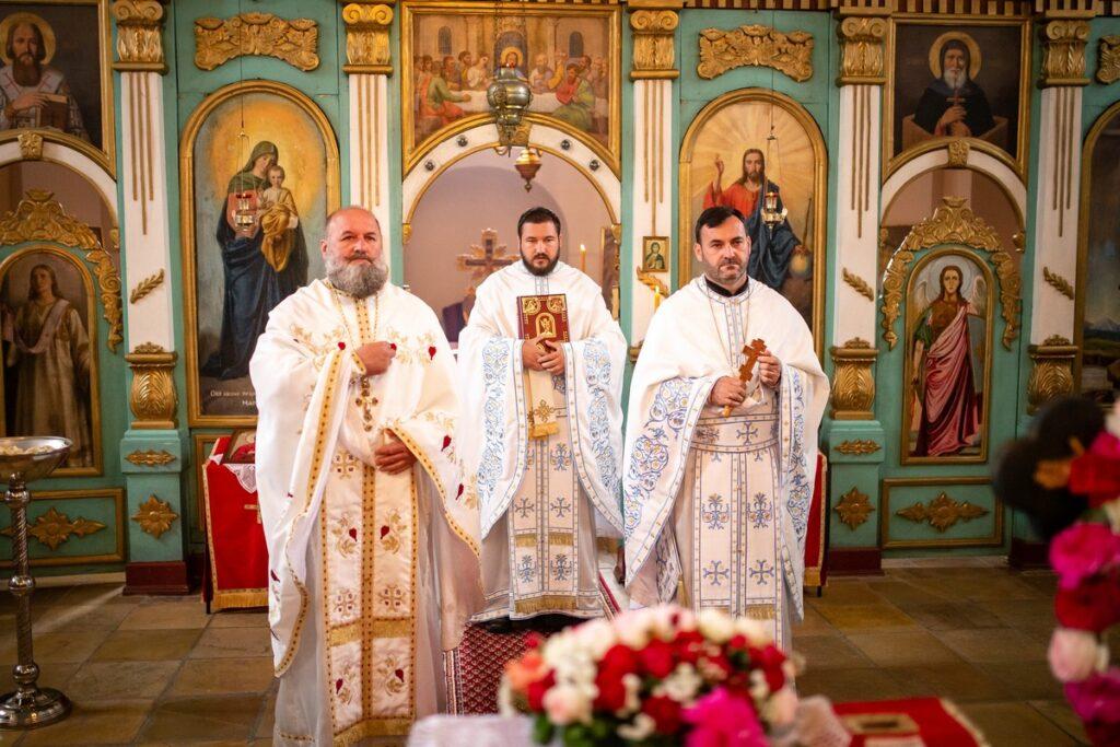 Велика светковина на празник Вазнесења Христовог, храмовну славу цркве у Мионици