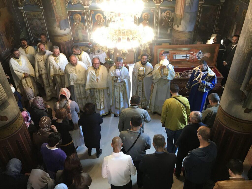 Слава манастира Лелић