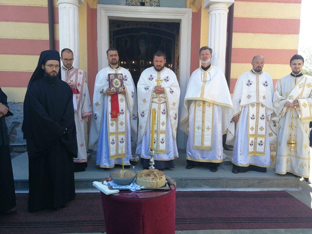 Славска свечаност у манастиру Грабовац