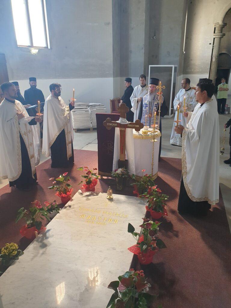 Владика Јован у посети Епархији ваљевској