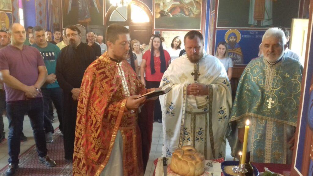 Огњена Марија – слава ПНХЗ у Осладићу