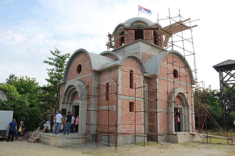 Преносимо: Прослава Свете Анастасије у Забрежју