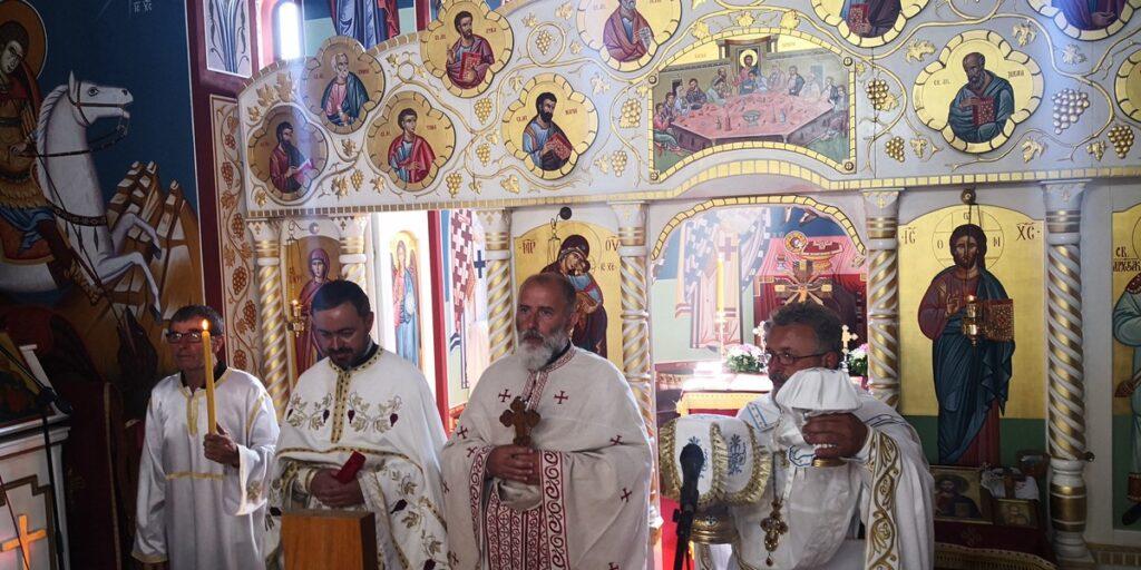 Молитвена свечаност  у Бањи Врујци у част храмовне славе