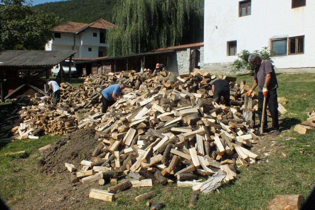 Још једна акција богомољачког братства у манастиру Ћелије
