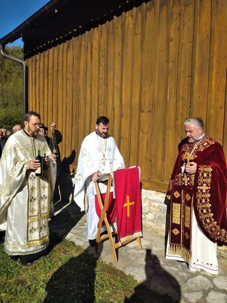 Слава Цркве брвнаре посвећене Покрову Пресвете Богородице у Планиници