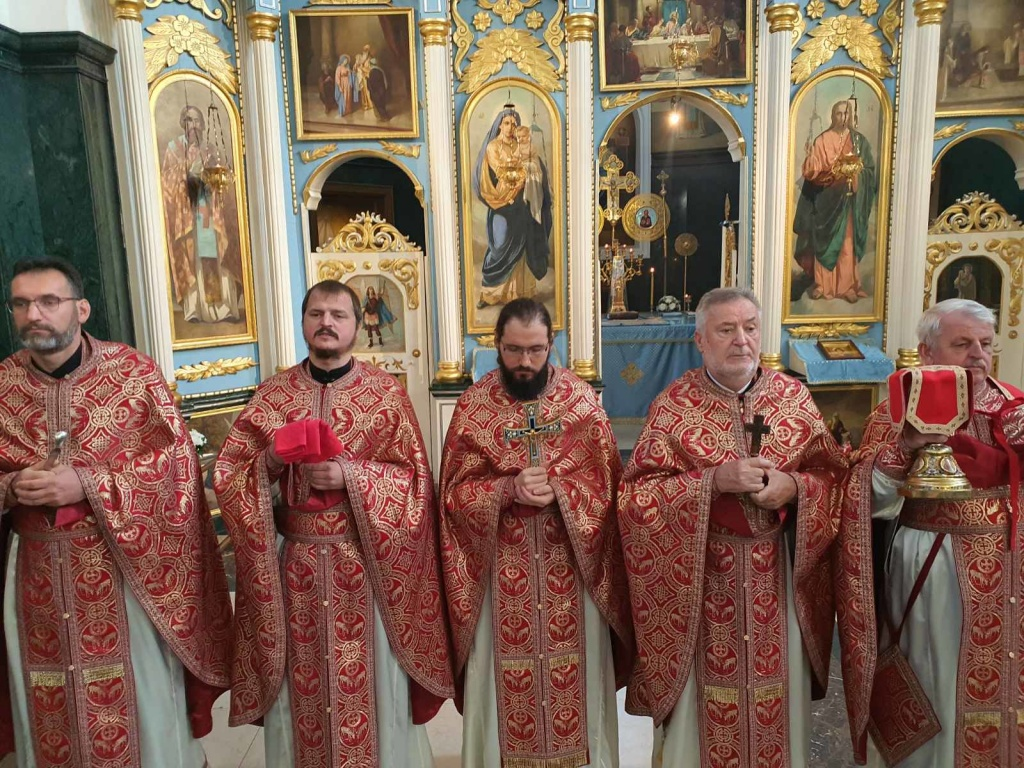 Коло српских сестара у Обреновцу прославило своју заштитницу Свету Петку