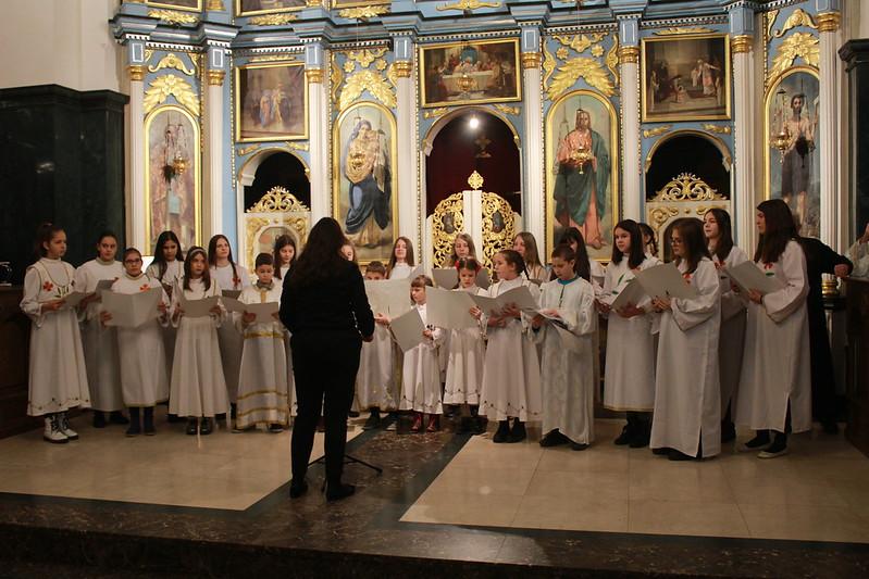 Преносимо: Светосавска Академија у Цркви Силаска Светога Духа на апостоле