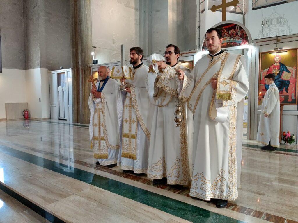 Прослава Светог Архиђакона Стефана у Саборном Храму – ФОТО