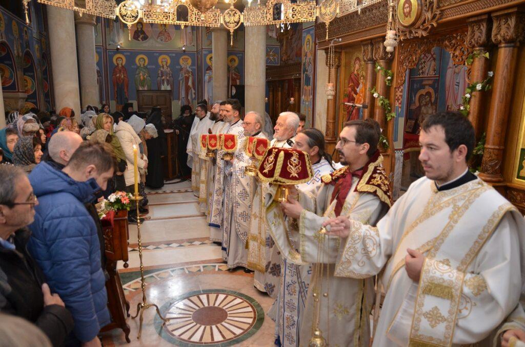 Благовештењска светковина у манастиру Ћелије
