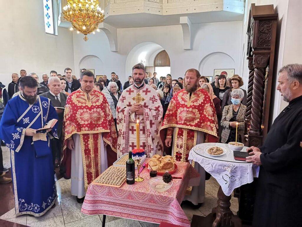 Ђурђевдан – слава храма у Новом насељу