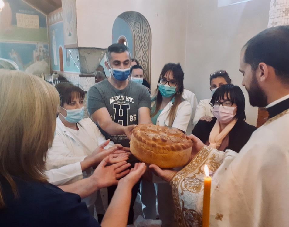 Медицинске сестре и техничари Опште болнице Ваљево прославили свог небеског заштитника