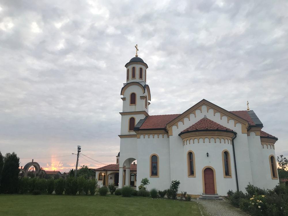 Преносимо: Слава цркве Светих Кирила и Методија у Бусијама