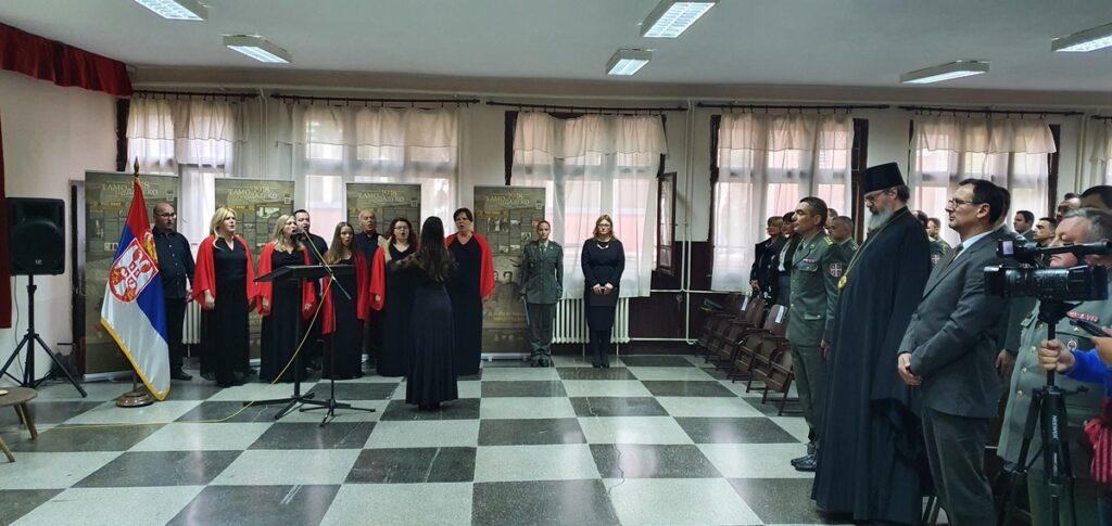 Епископ Исихије на прослави Дана Другог центра за обуку