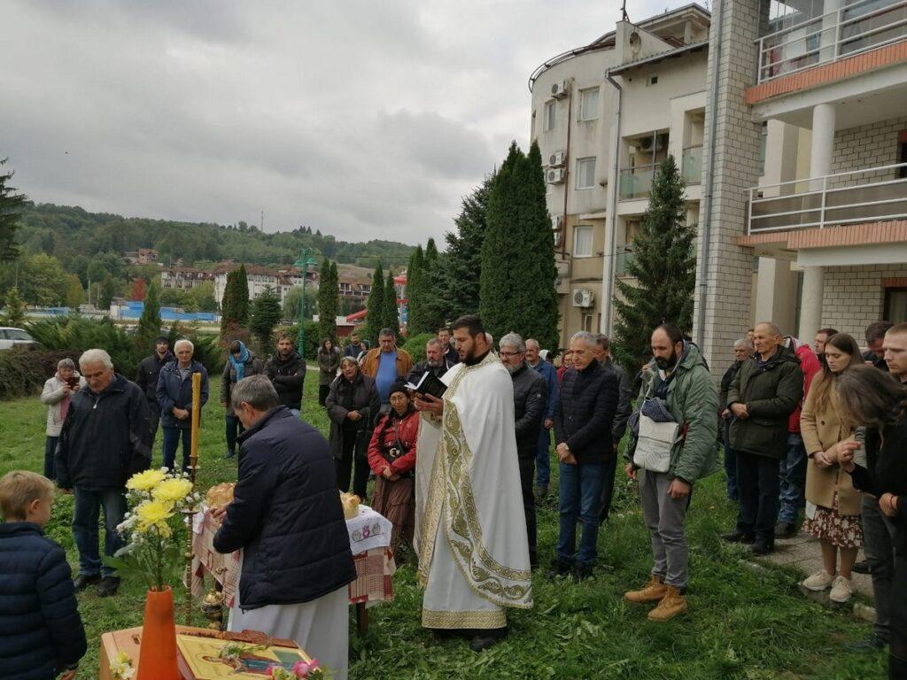 Прослава Покрова Богородичиног у Врујцима