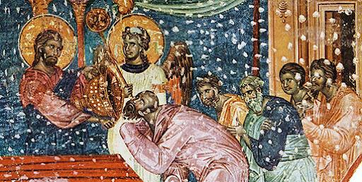 РАСПОРЕД СЛУЖЕЊА СВЕТЕ ЛИТУРГИЈЕ ЕПИСКОПА ВАЉЕВСКОГ Г. ИСИХИЈА